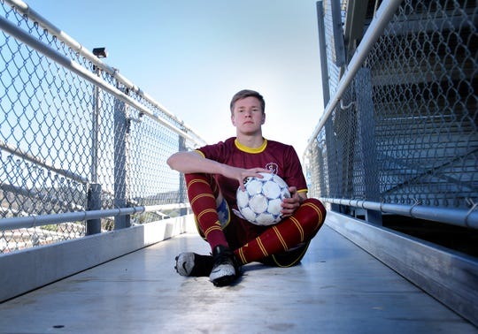 With dynamic junior Dylan Studer at central defender, Simi Valley allowed just 21 goals in 25 matches and posted eight shutouts.