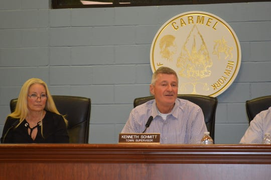 Carmel Town Supervisor Ken Schmitt has ordered the release of the title report for the Swan Cove deal.