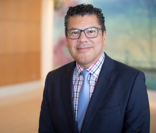 David Gonzalez, MD, Chief, Sports Medicine, Department of Orthopedics