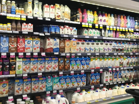Wisconsin dairy farmer and Edge Dairy Farmer Cooperative Board President Brody Stapel says the number of plant-based products misusing dairy names on the label has increased dramatically in recent years and the lack of FDA action has led to an anything goes mentality in the marketplace.