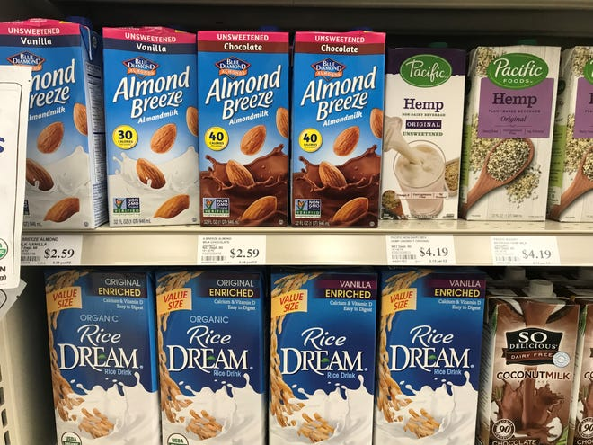 Dairy farmers say FDA must enforce its rules against dairy imposters.