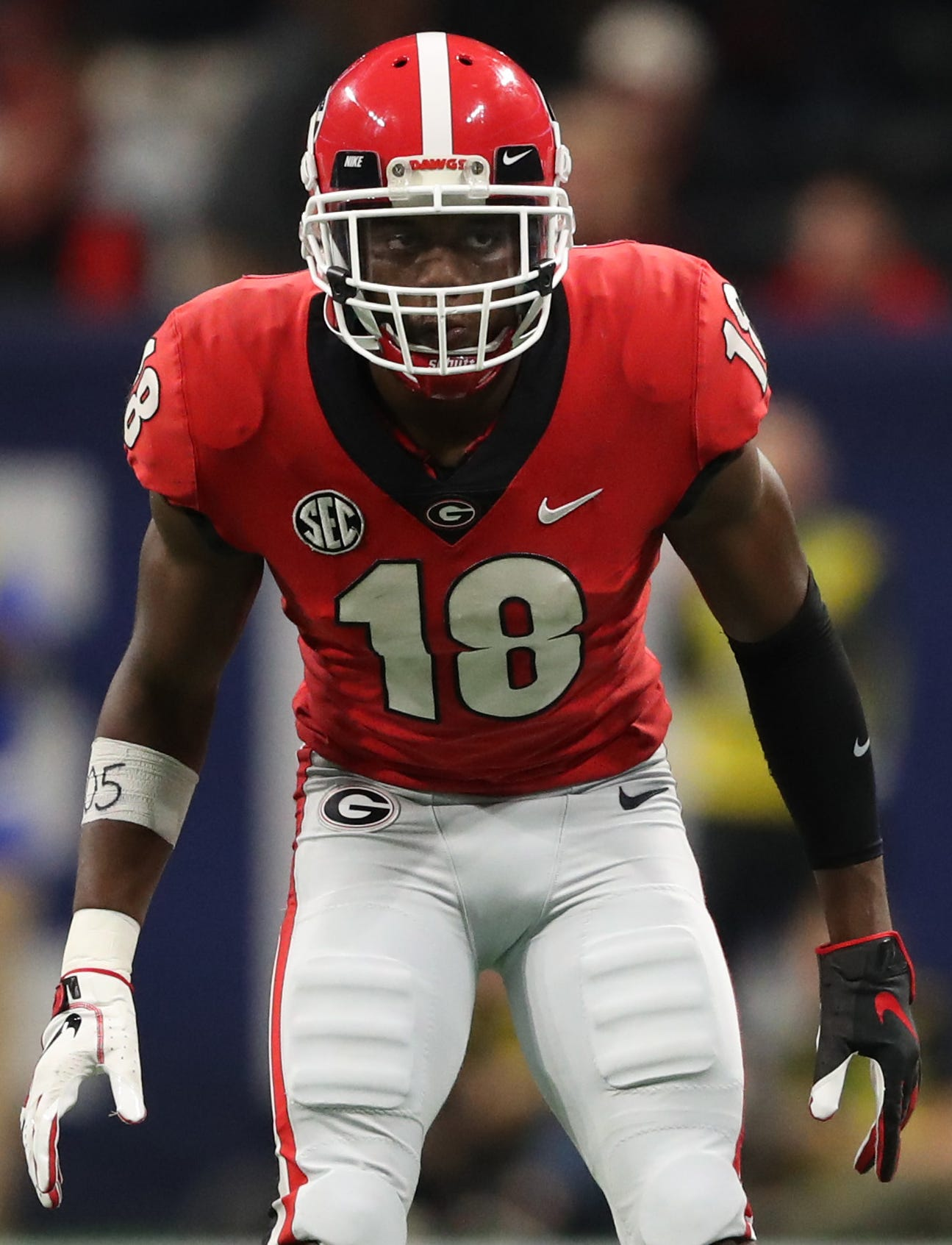Former Georgia star cornerback DeAndre Baker is ready to prove his game was worthy of being a first-round pick of the Giants at No. 30.