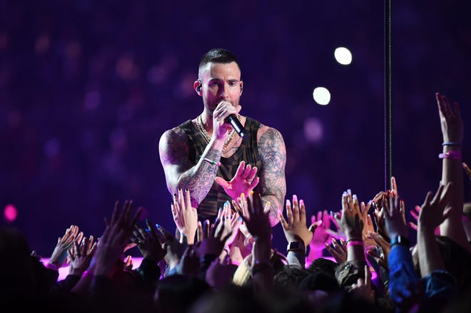 Maroon 5 performs Sept. 23 at iTHINK Financial Amphitheatre in West Palm Beach and Sept. 24 at MidFlorida Credit Union Amphitheatre in Tampa.