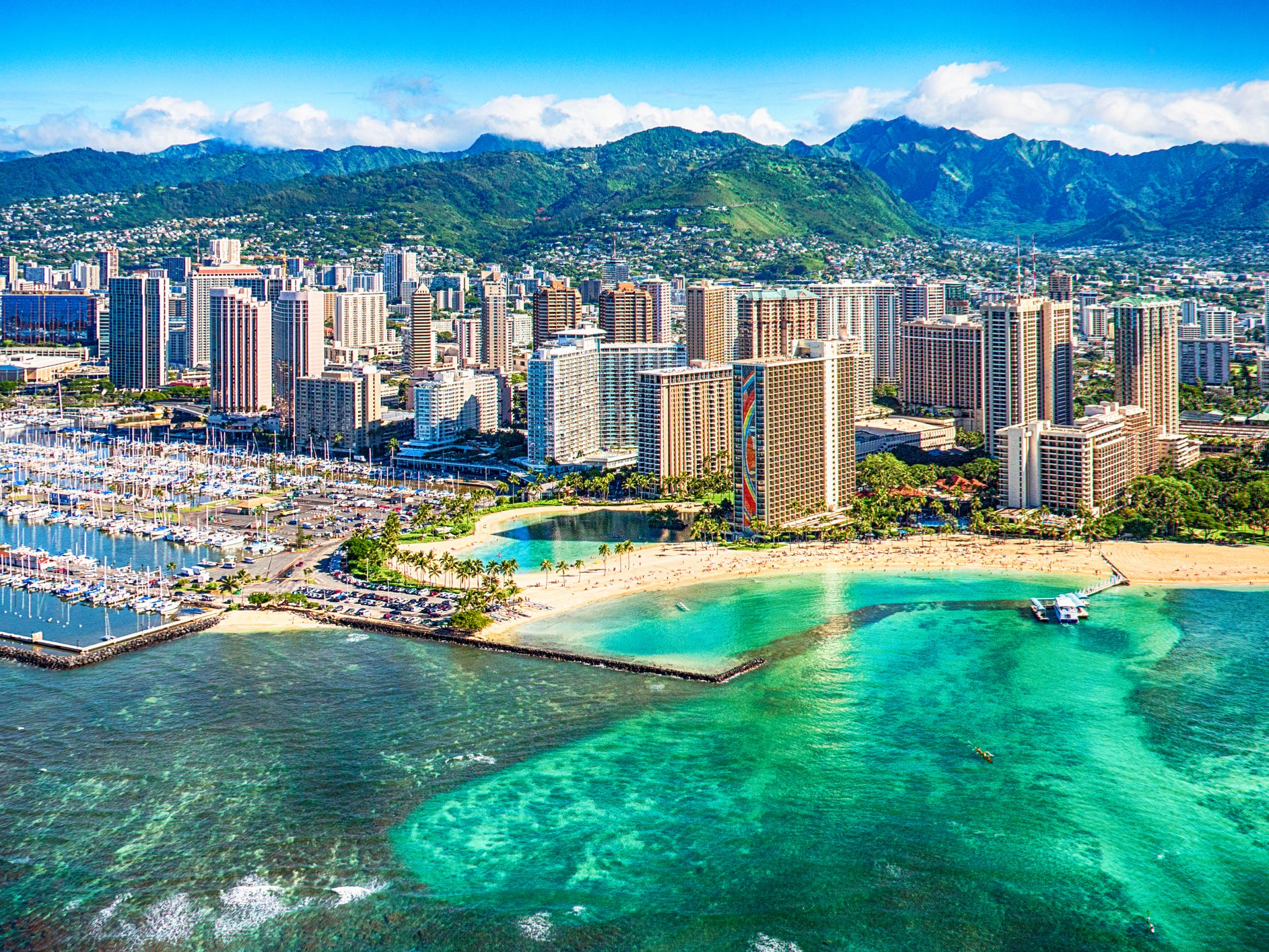 Hawaii is still cheaper than it has been in years past, especially for the spring, so make sure to set a deal alert on Airfarewatchdog if an affordable spring break trip to Hawaii is on your radar. Fares for spring travel are as low as $500 round trip from places like Atlanta, Austin, Baltimore and Boston.