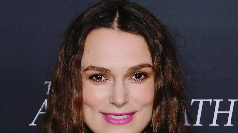 Keira Knightley calls 'Paw Patrol' 'toddler crack' and every parent can relate