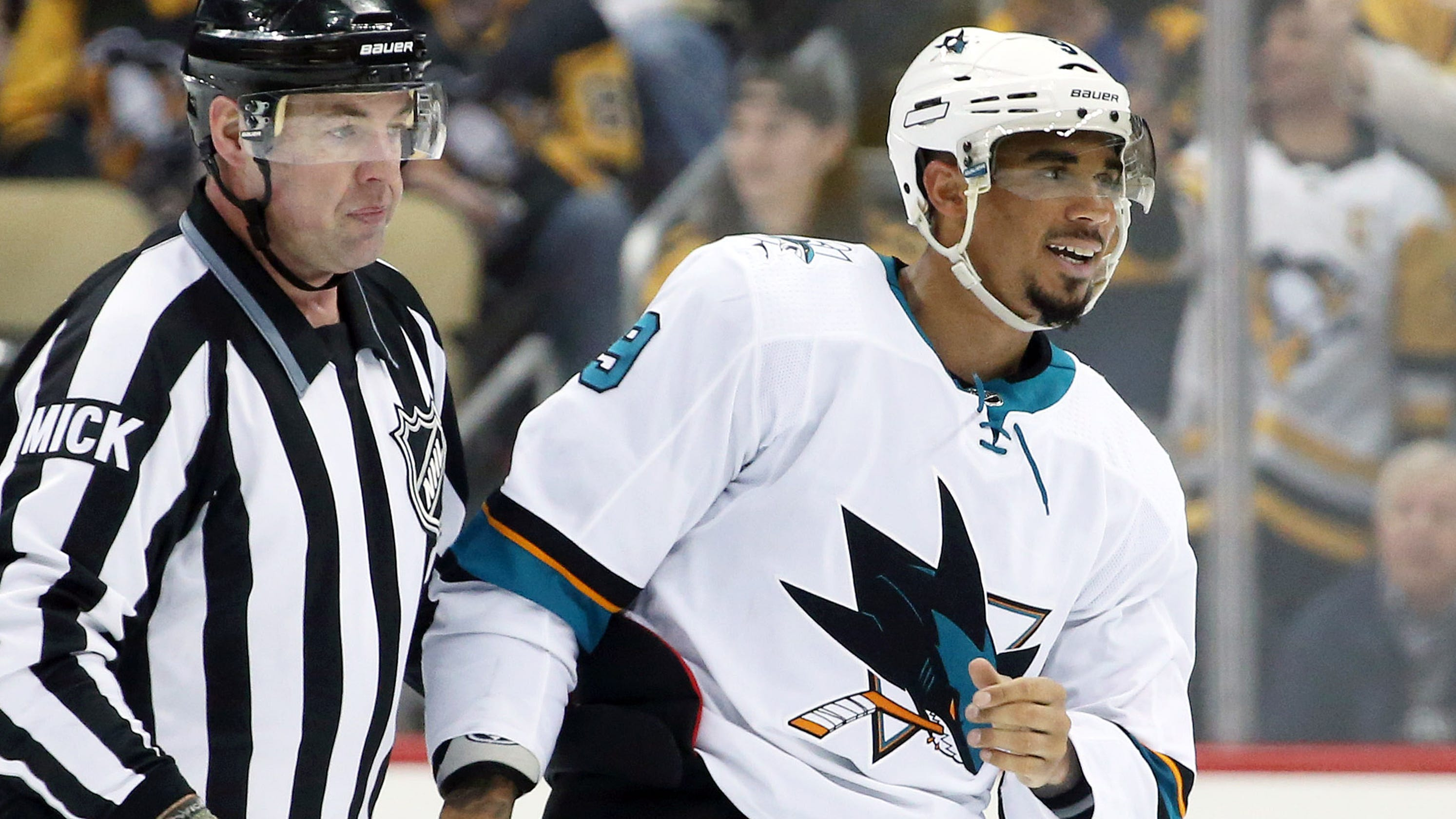 d78dedf0656 San Jose Sharks' Evander Kane reveals wife's miscarriage in emotional  Twitter post
