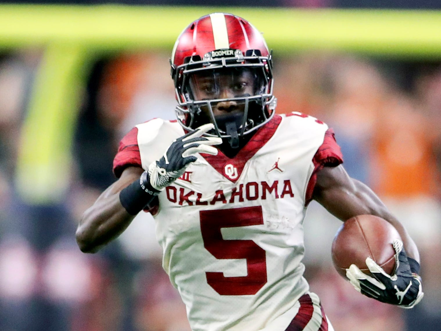15. Redskins — Marquise Brown, WR, Oklahoma
