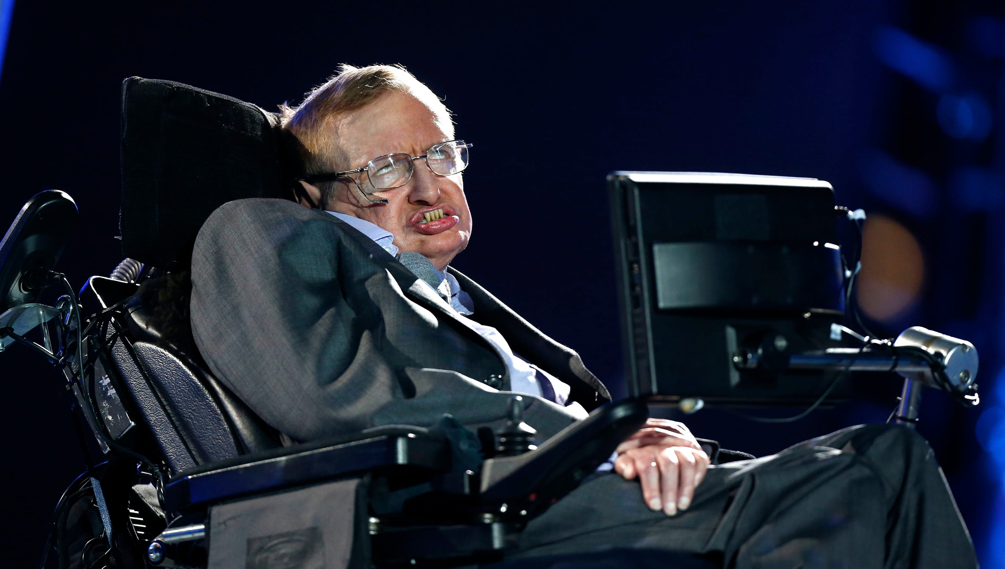 Stephen Hawking When Did He Die What He Believed About God Death