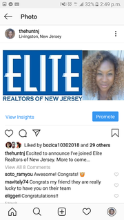 Maatie Alcindor says Facebook and Instagram are integral to her real estate business.