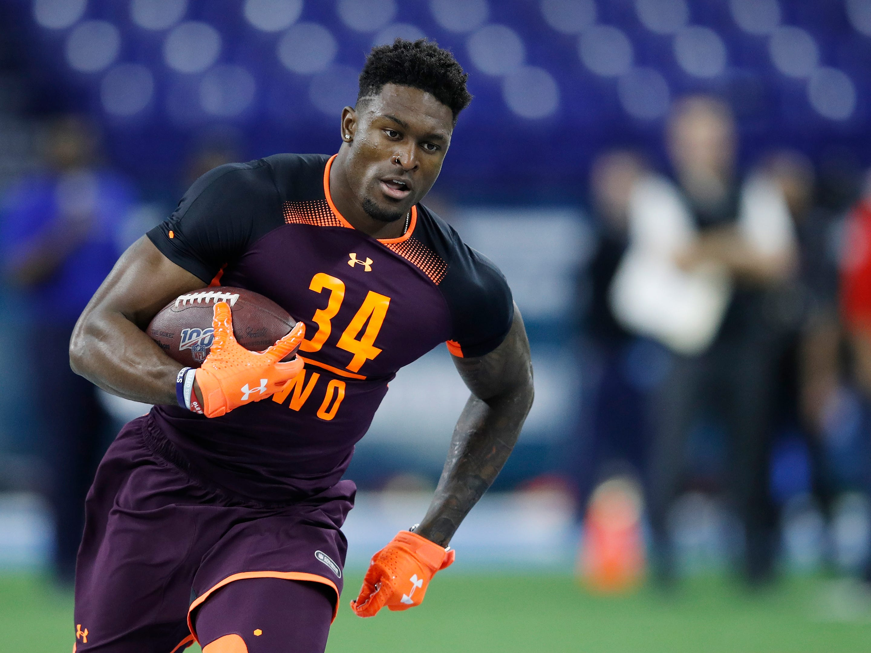 16. Panthers — D.K. Metcalf, WR, Mississippi