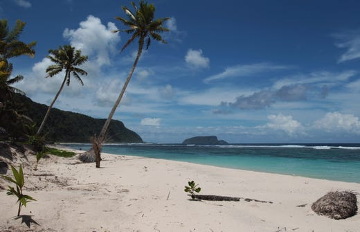 5. National Park of American Samoa: 28,626 visitors