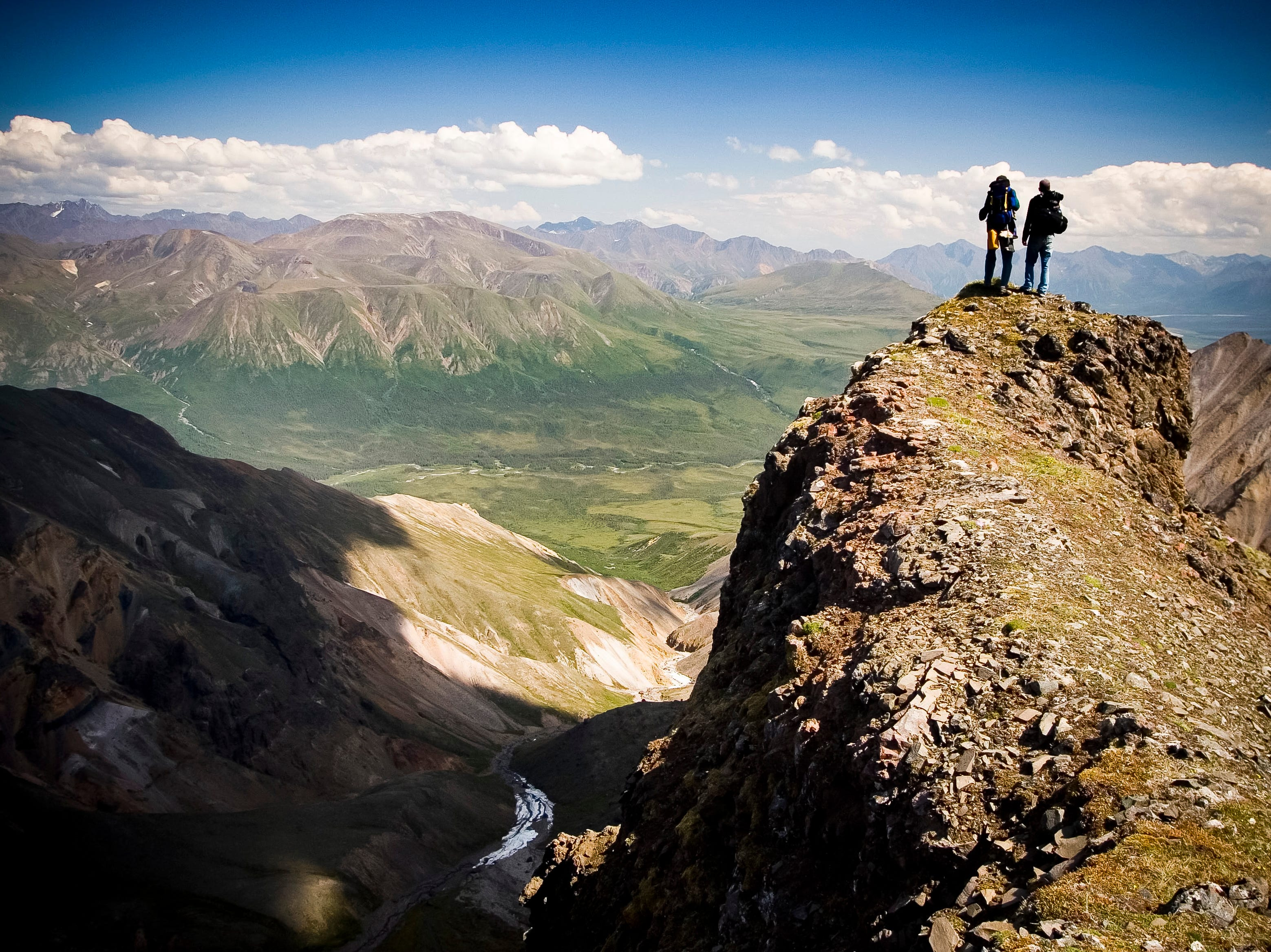 Skookum Volcano Trail in the Wrangell-St. Elias National Park. Photo via NPS [Via MerlinFTP Drop]