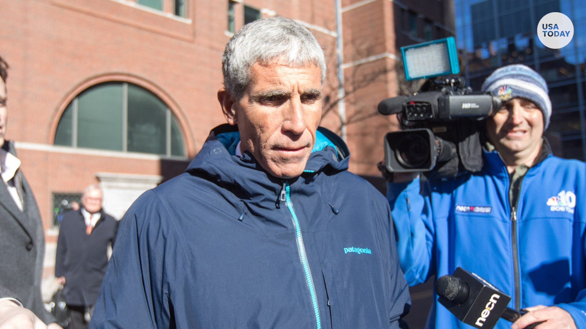 California dad pleads guilty in college admissions scandal