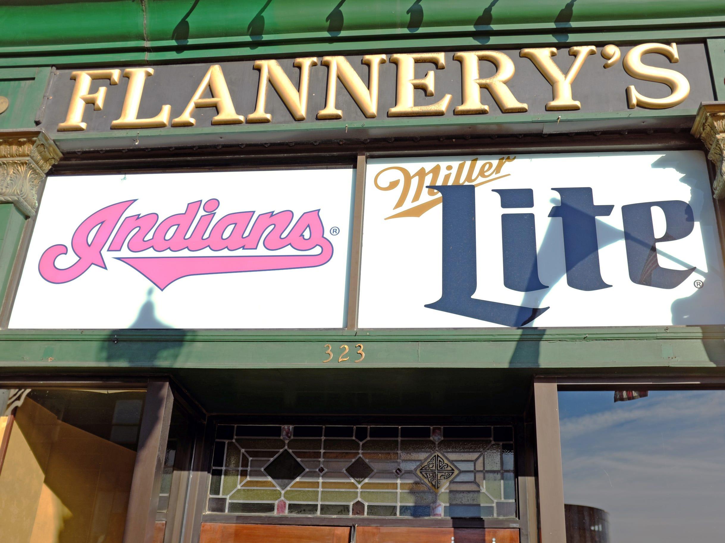 Cleveland Mark Jonathan Flannerys Pub