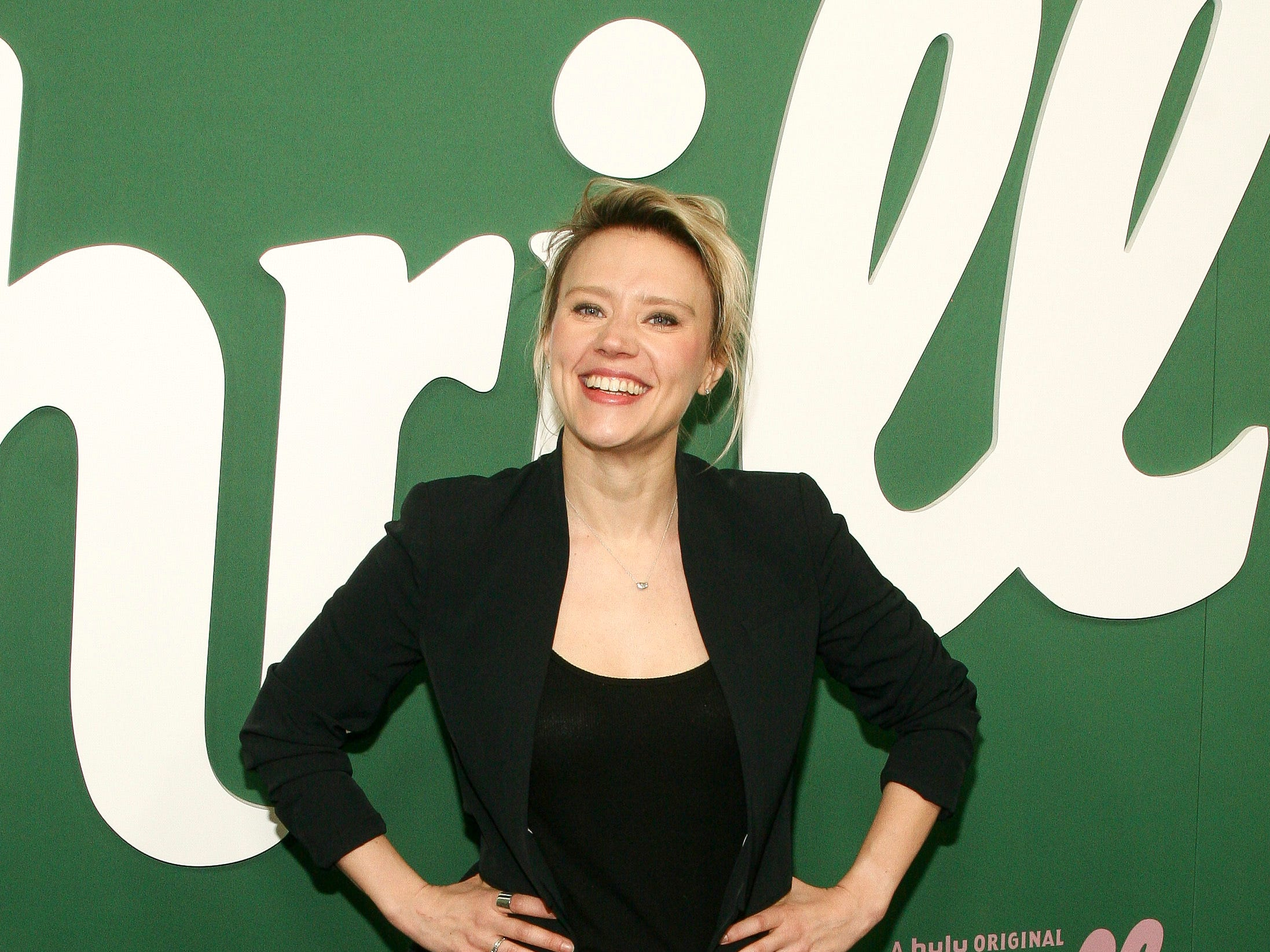 "Kate McKinnon attends the premiere of Hulu's ""Shrill"" at the Walter Reade Theater on Wednesday, March 13, 2019, in New York. (Photo by Andy Kropa/Invision/AP) ORG XMIT: NYAK103"
