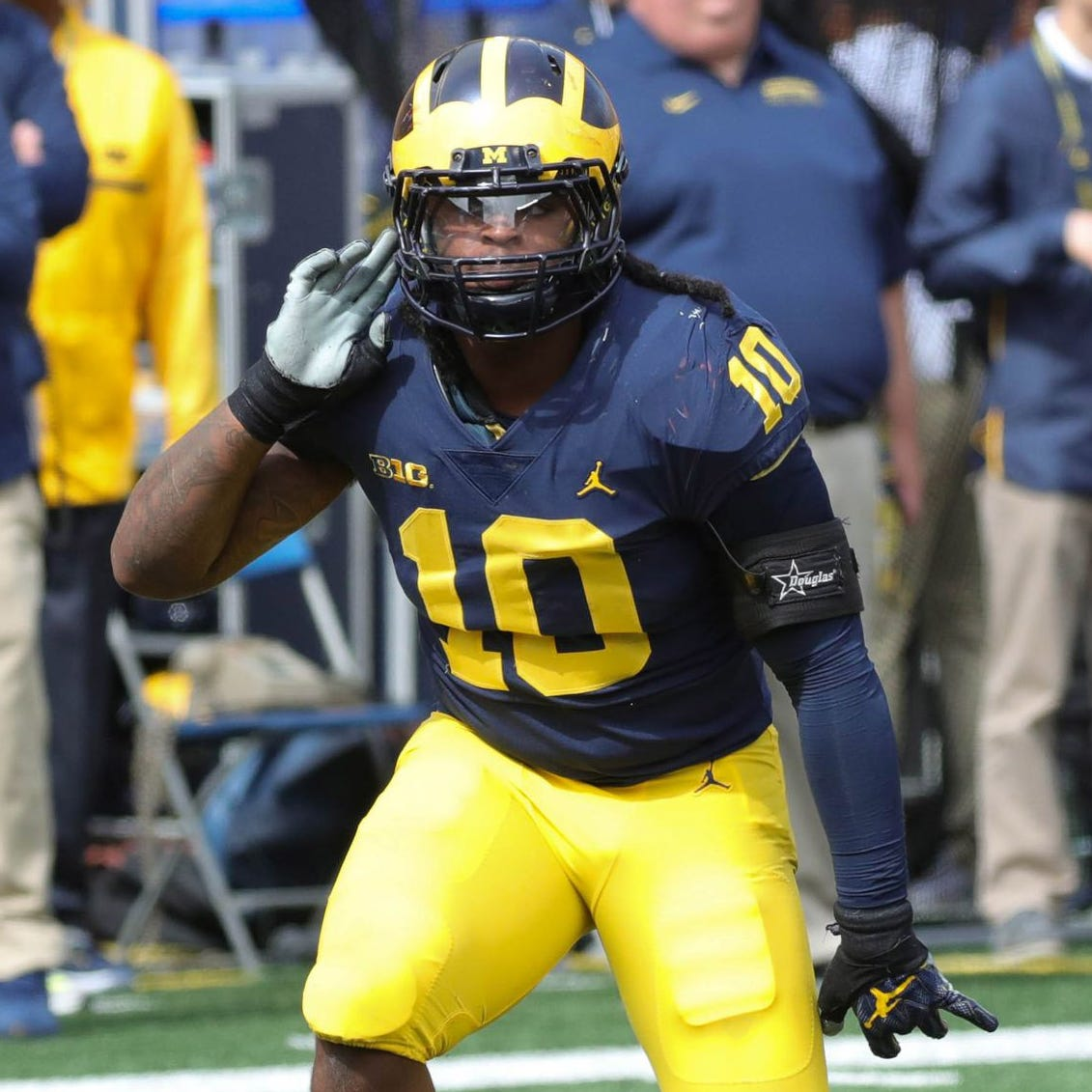 Dougherty: 'Explosive hitter' Devin Bush makes sense for Packers