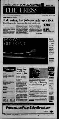 The space shuttle Atlantis becomes the last of its kind to fly into space before the orbiter touches down at the Kennedy Space Center in Florida for the last time. With no immediate successor to the shuttle available, the nation's astronaut program will be required to rely on Russia for the foreseeable future. This edition is from Friday, July 22, 2011.