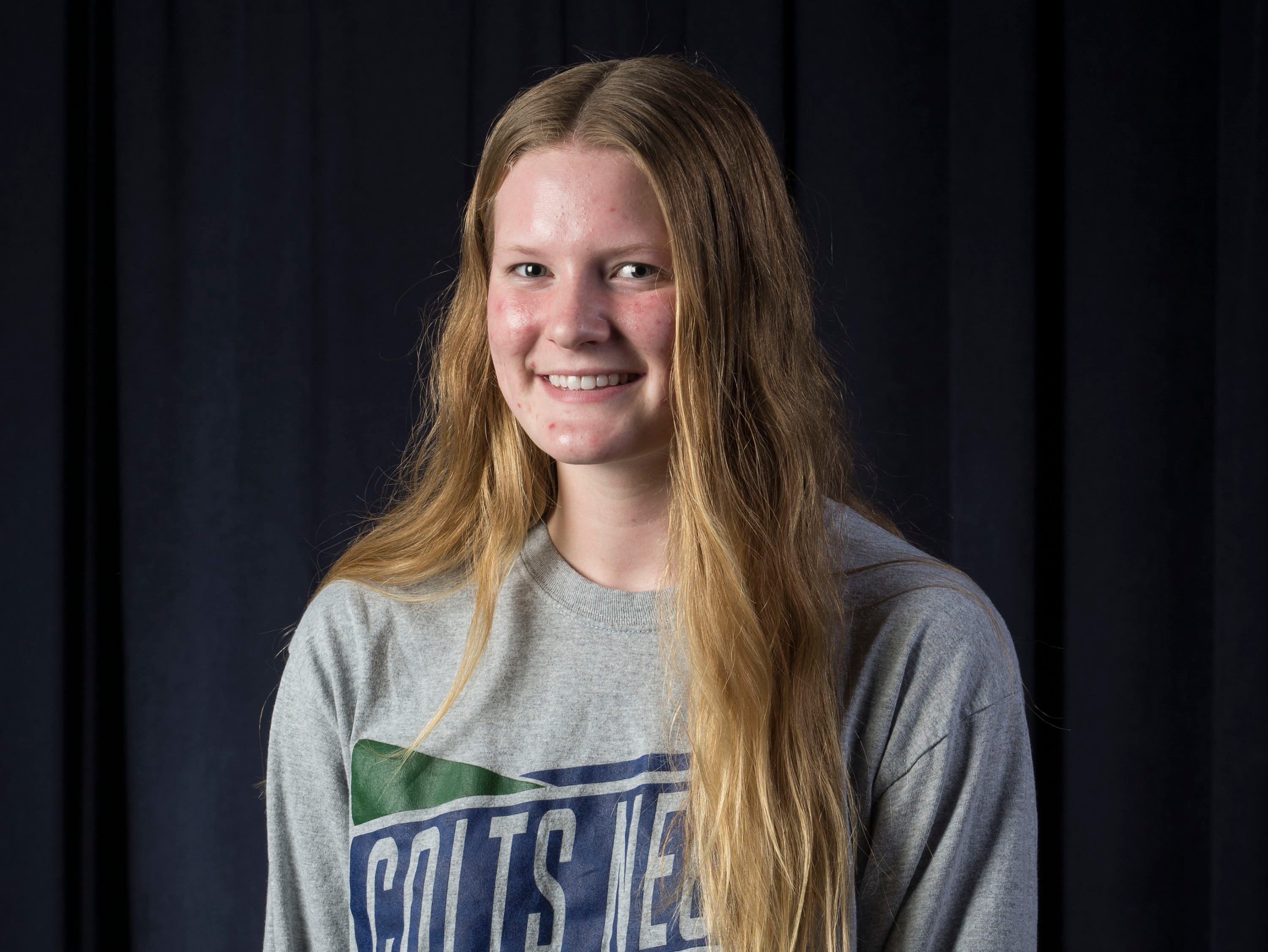 The 2019 All-Shore Girls Swim Team- Shannon Judge of Colts Neck