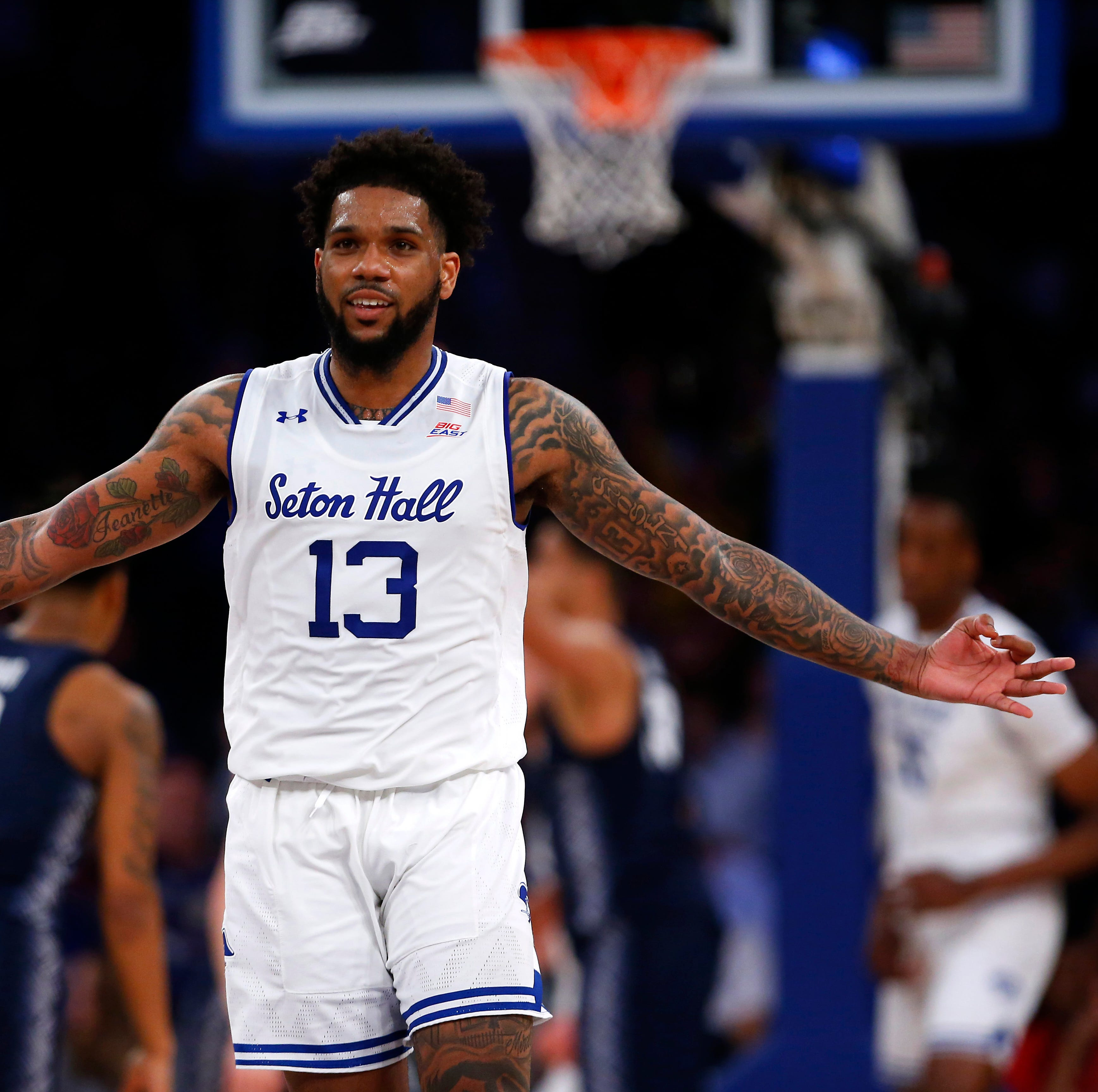 Celebrity Health: Seton Hall basketball: Powell sets record in Big East Tournament romp of Georgetown