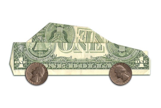 You might be able to buy a car for $1 Saturday at Toms River Volkswagen.