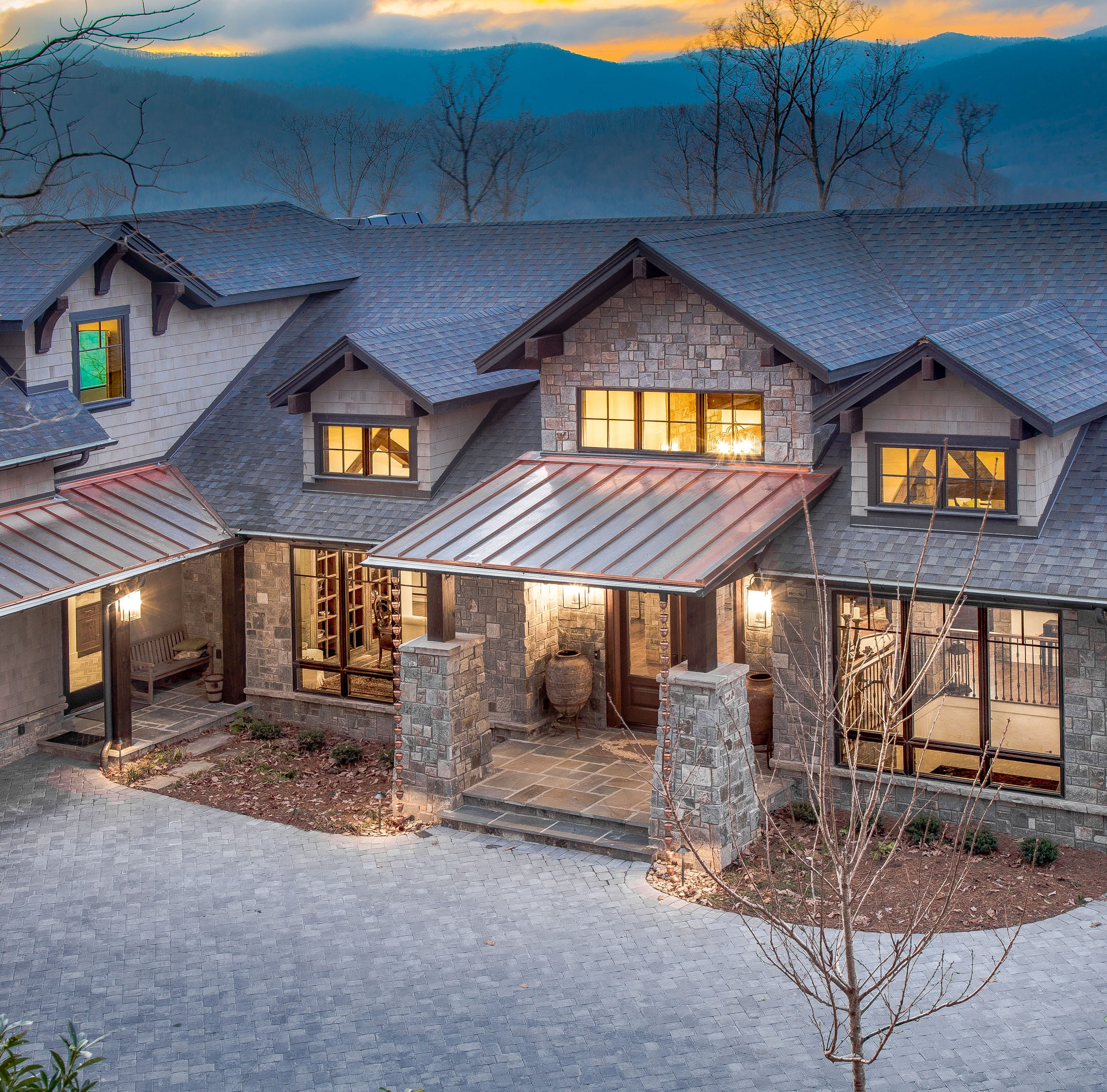 5-bedroom Asheville area home sells for $3.5M, most expensive sale of 2019