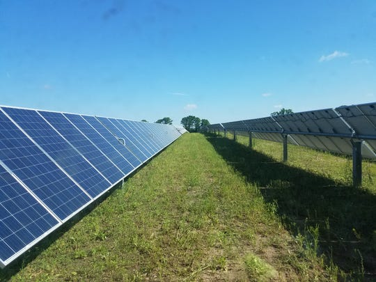 Ranger Power, a New York-based solar power company, plans to invest $150 million on project in Sheridan Township.