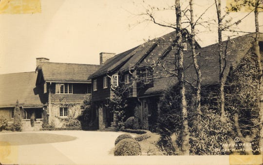 Terry Estates was built by Franklin Silas Terry, the first vice president of General Electric, from 1919-1921.