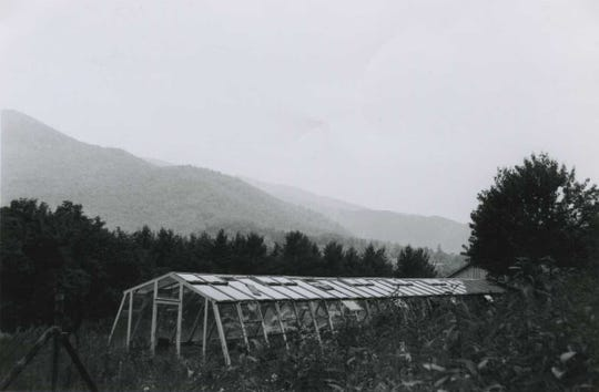 A greenhouse located on Terry Estate, also known as InTheOaks, delayed the sale of the property in 1959. Staff at the Swannanoa Valley Museum & History Center uncovered correspondence between the attorneys tasked with sorting out the matter.