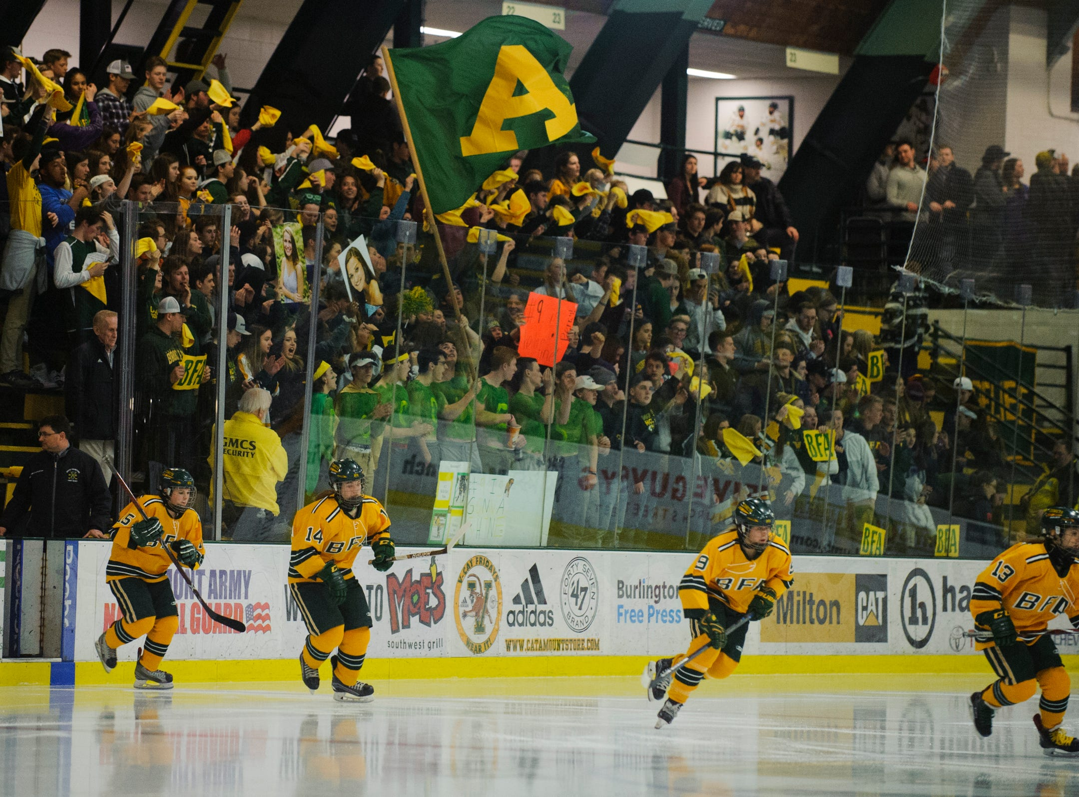 Vermont H.S. hockey: Vermont coaches' 2019 all-league boys and girls hockey teams