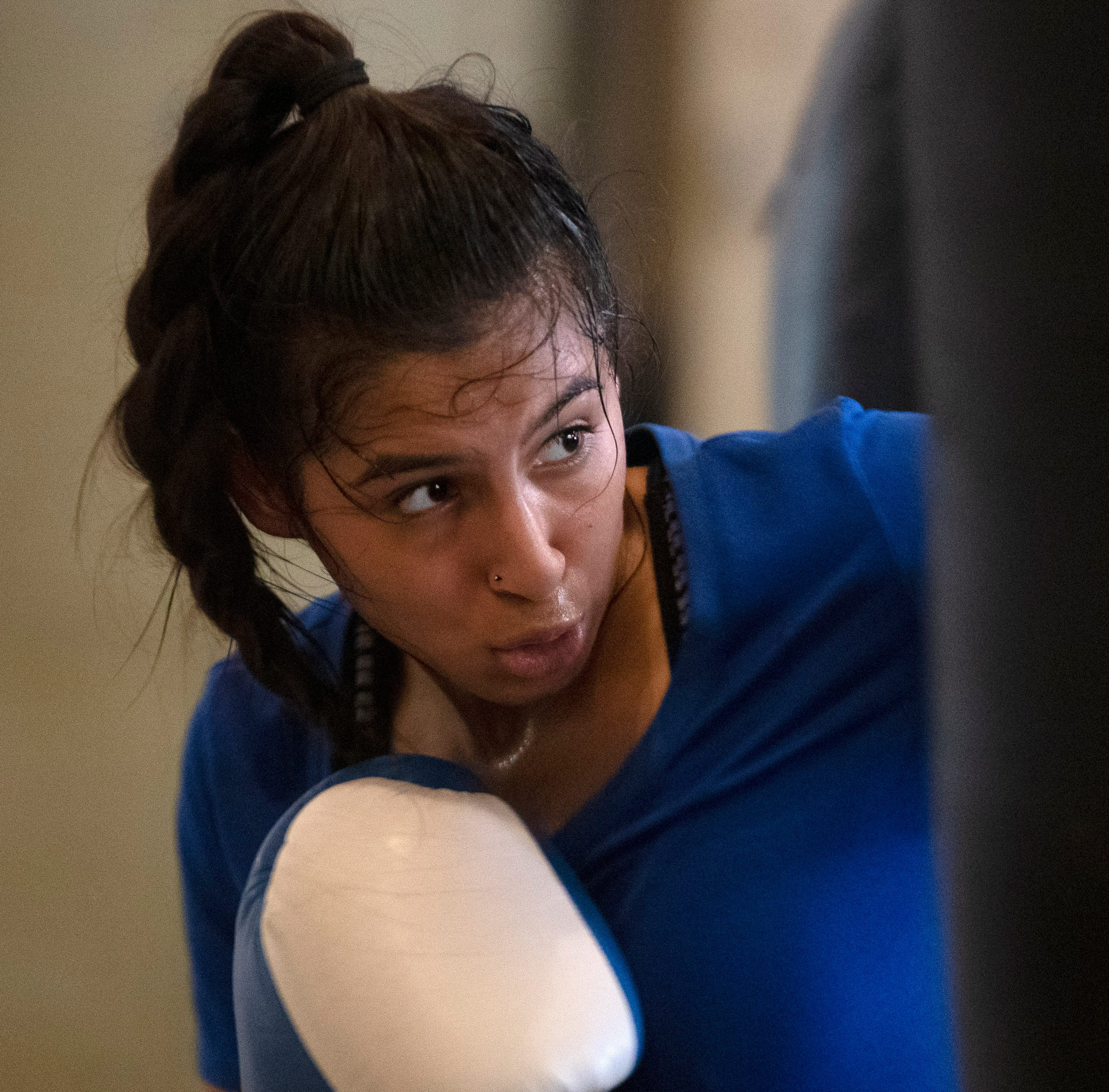Golden Gloves state champion makes history for Corpus Christi's female fighters