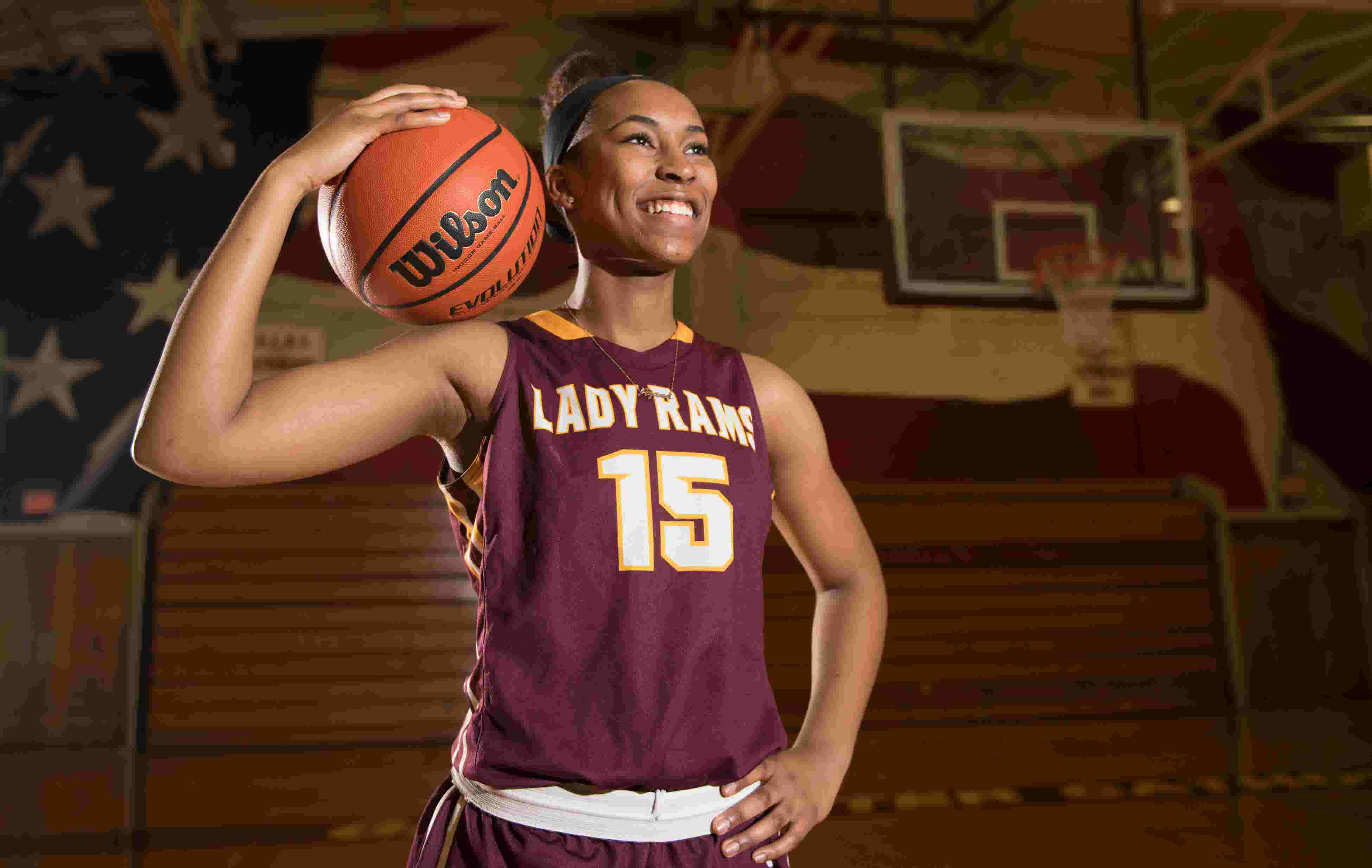 52315d6ed56 High school girls' basketball: GC's Baines earns Player of the Year ...