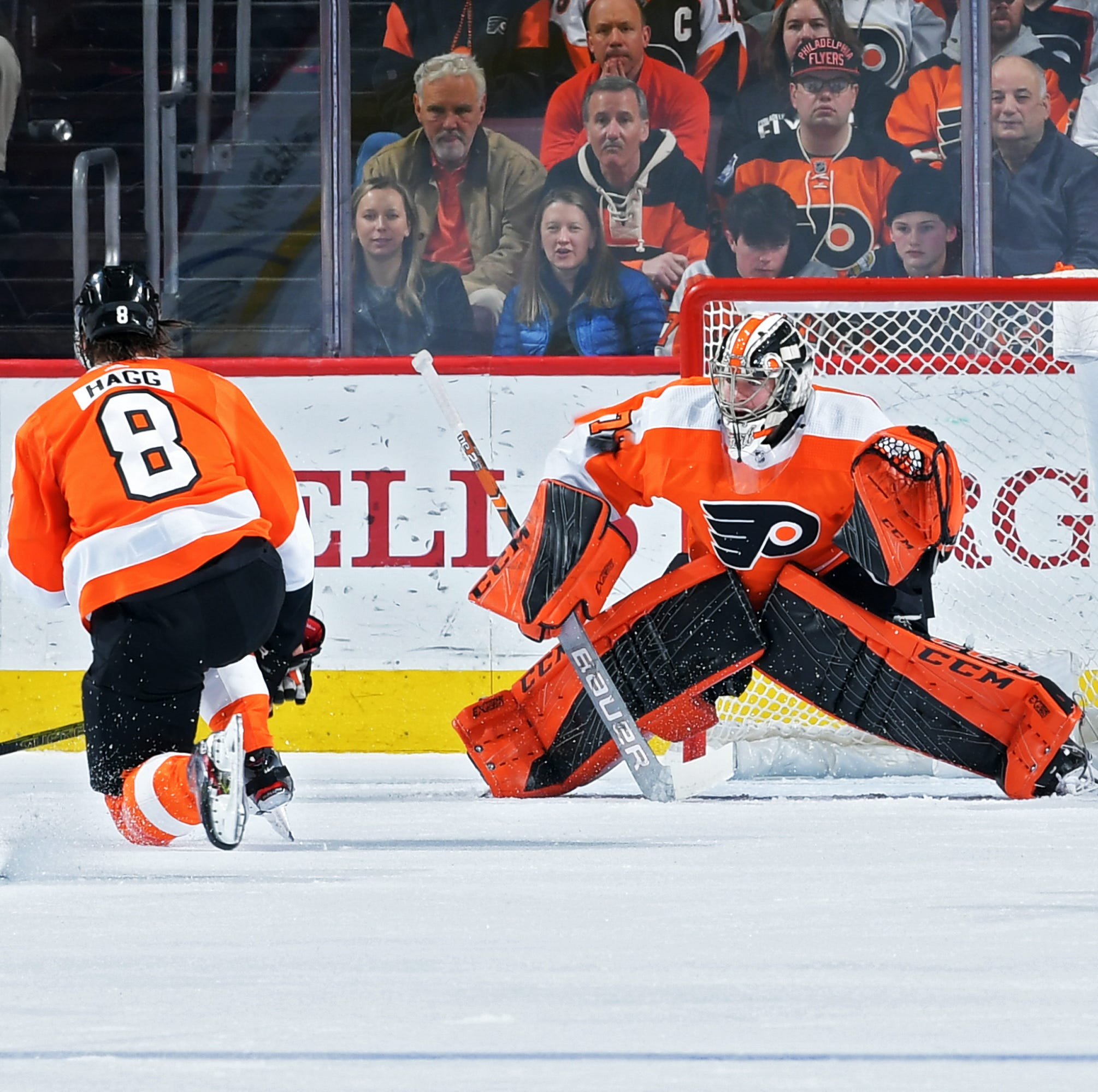 Carter Hart an illustration of how little leeway Flyers have left