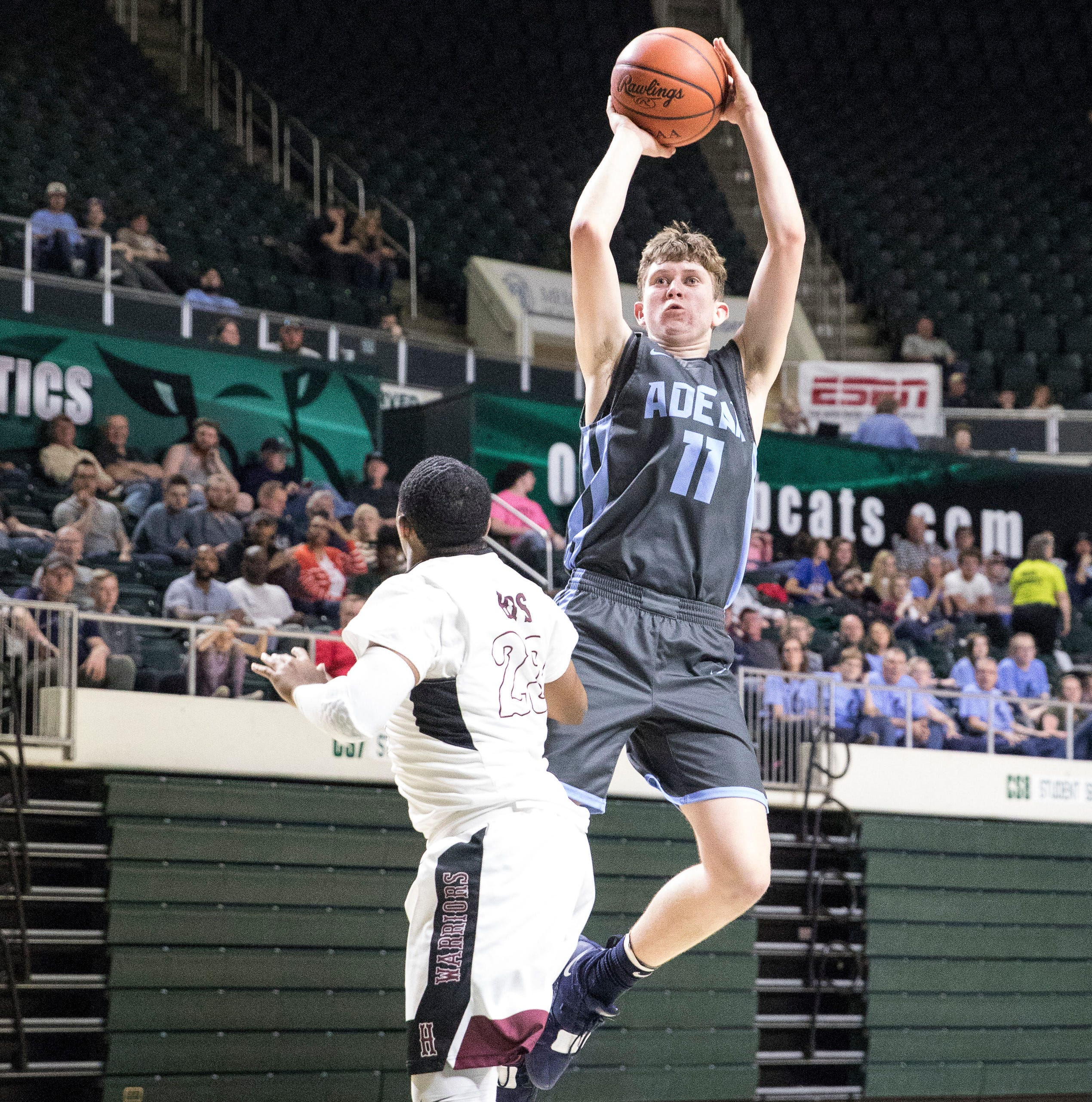 OHIO HS BOYS BASKETBALL: Adena falls 79-38 in regional semifinal to Harvest Prep