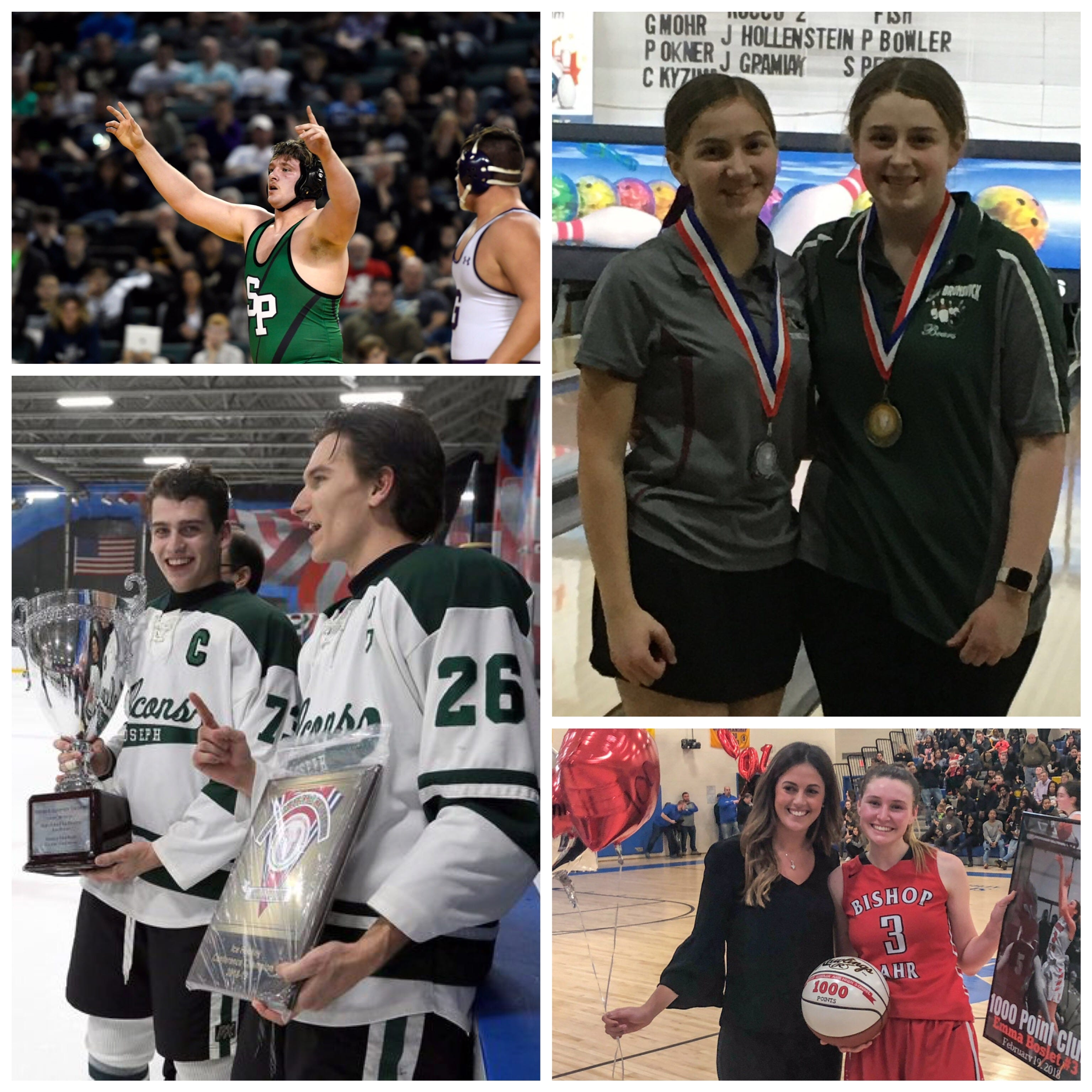 Vote for MyCentralJersey.com's 2019 GMC Winter Sports Athlete of the Year