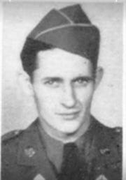 Joseph Mulvaney, shown here in a 1941 National Guard photo, disappeared from Des Moines in 1963. His bones were discovered in Wyoming in 1992, but not identified until 2017.