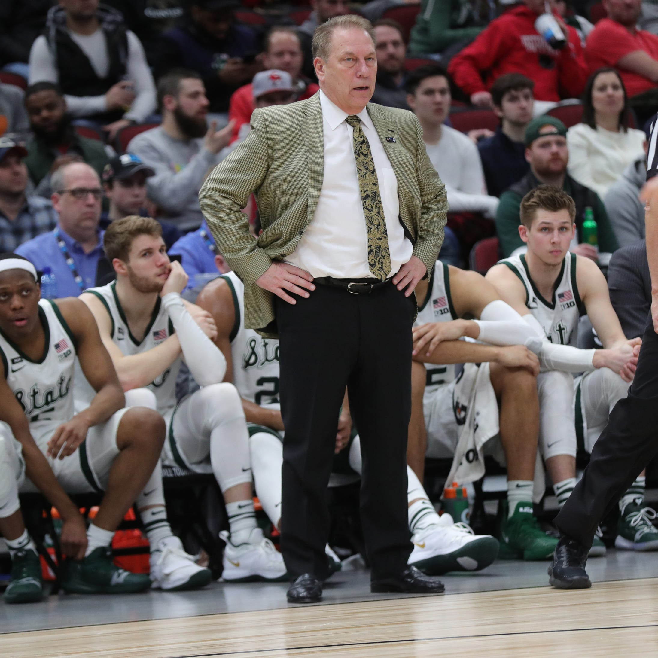 Michigan State basketball gets No. 2 seed, will face Bradley