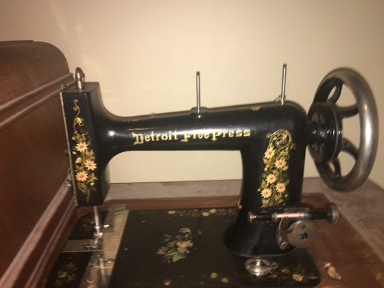 The Free Press sold sewing machines in the late 1800s to attract a wider female audience.