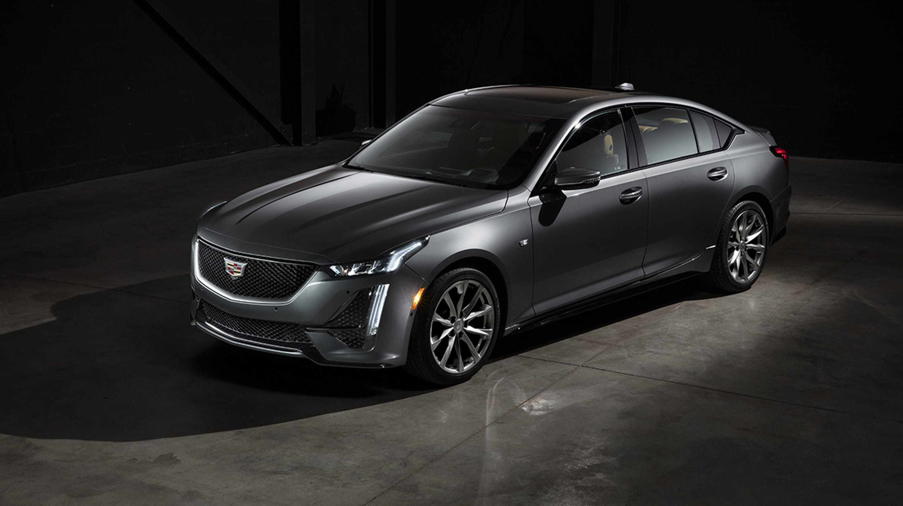 Cadillac CT5 reveal on social media bucks SUV trend