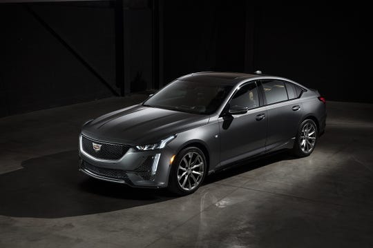 Cadillac revealed the new 2020 CT5 sport sedan online March 18, 2019. It will make its public debut at the New York International Auto Show in April.