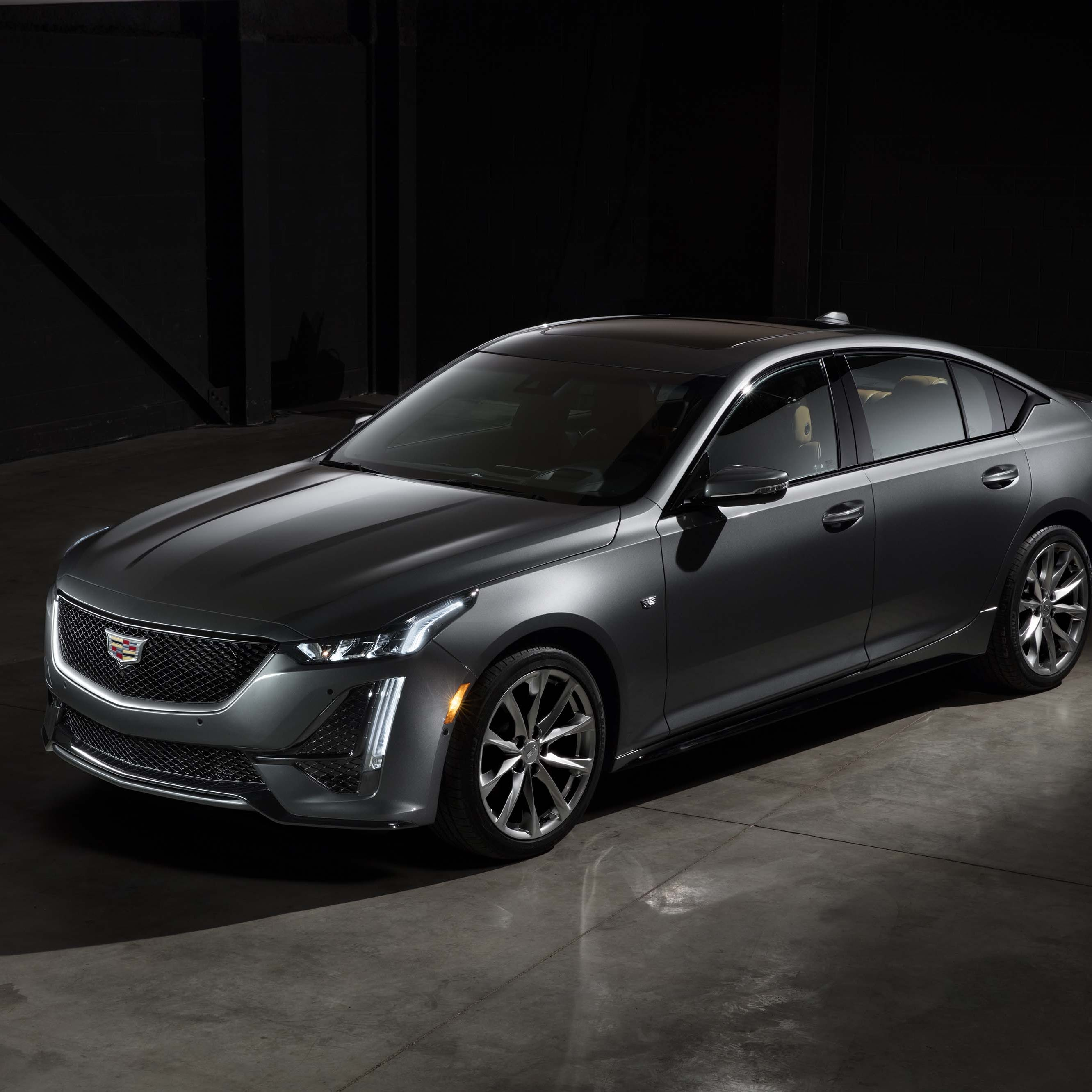Cadillac's CTS sedan gets a refresh and new name – the CT5