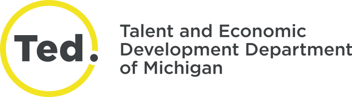Talent and Economic Development Logo