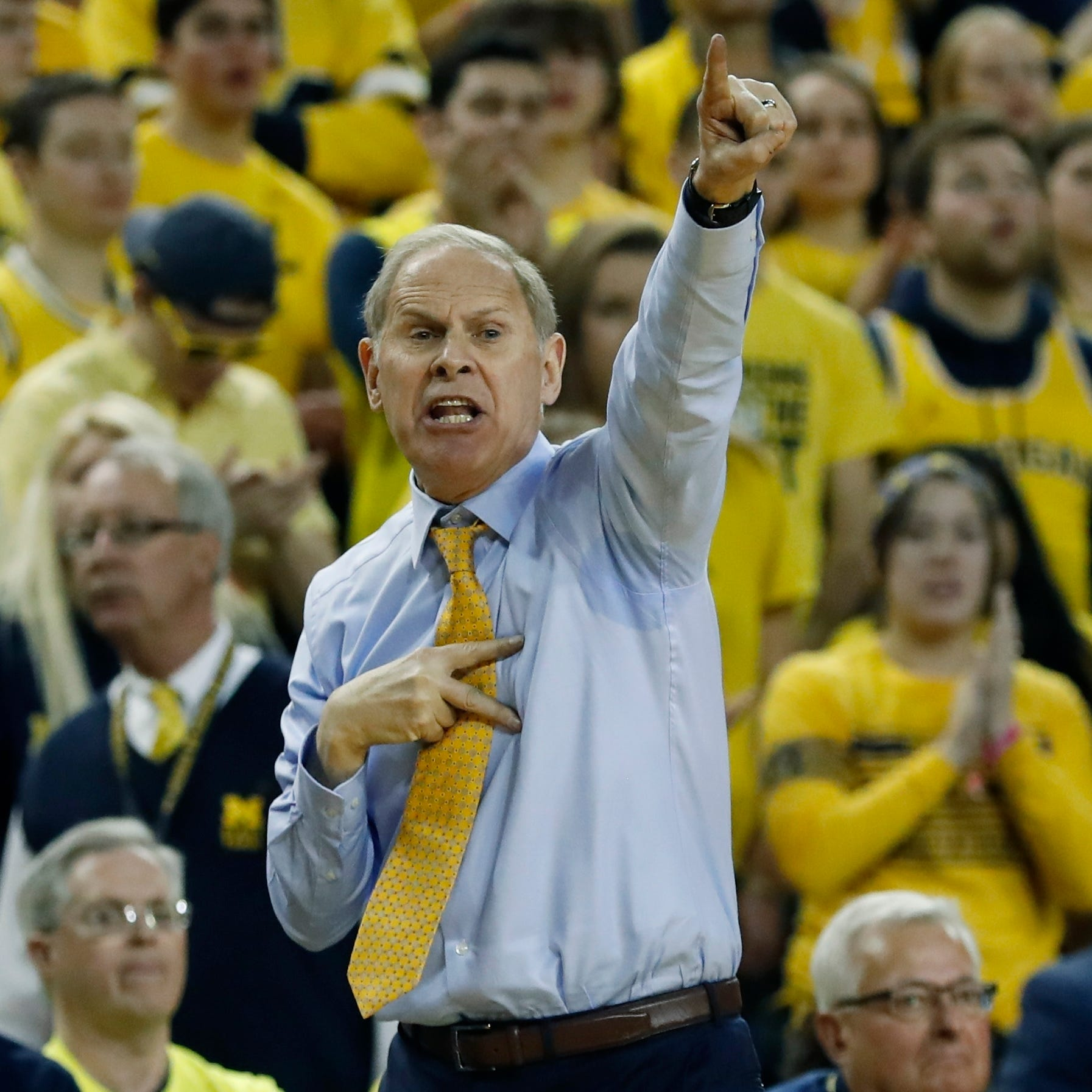 John Beilein has 'no idea' why Michigan gets hot at tournament time