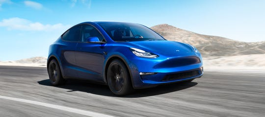 Separated at birth: The Tesla Model Y is like the Model sedan - only taller and with a hatchback.
