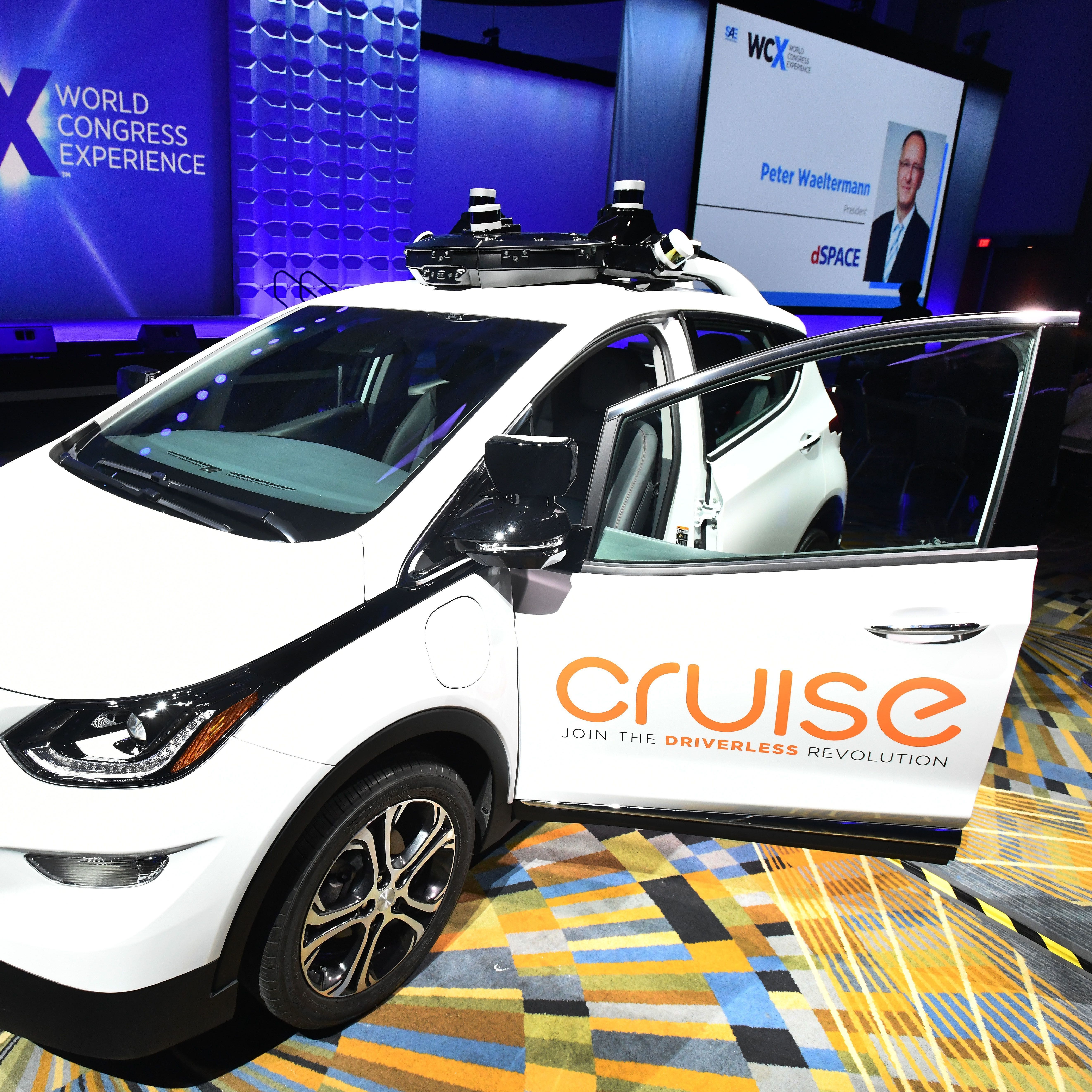 Ford, GM and Toyota announce self-driving safety partnership