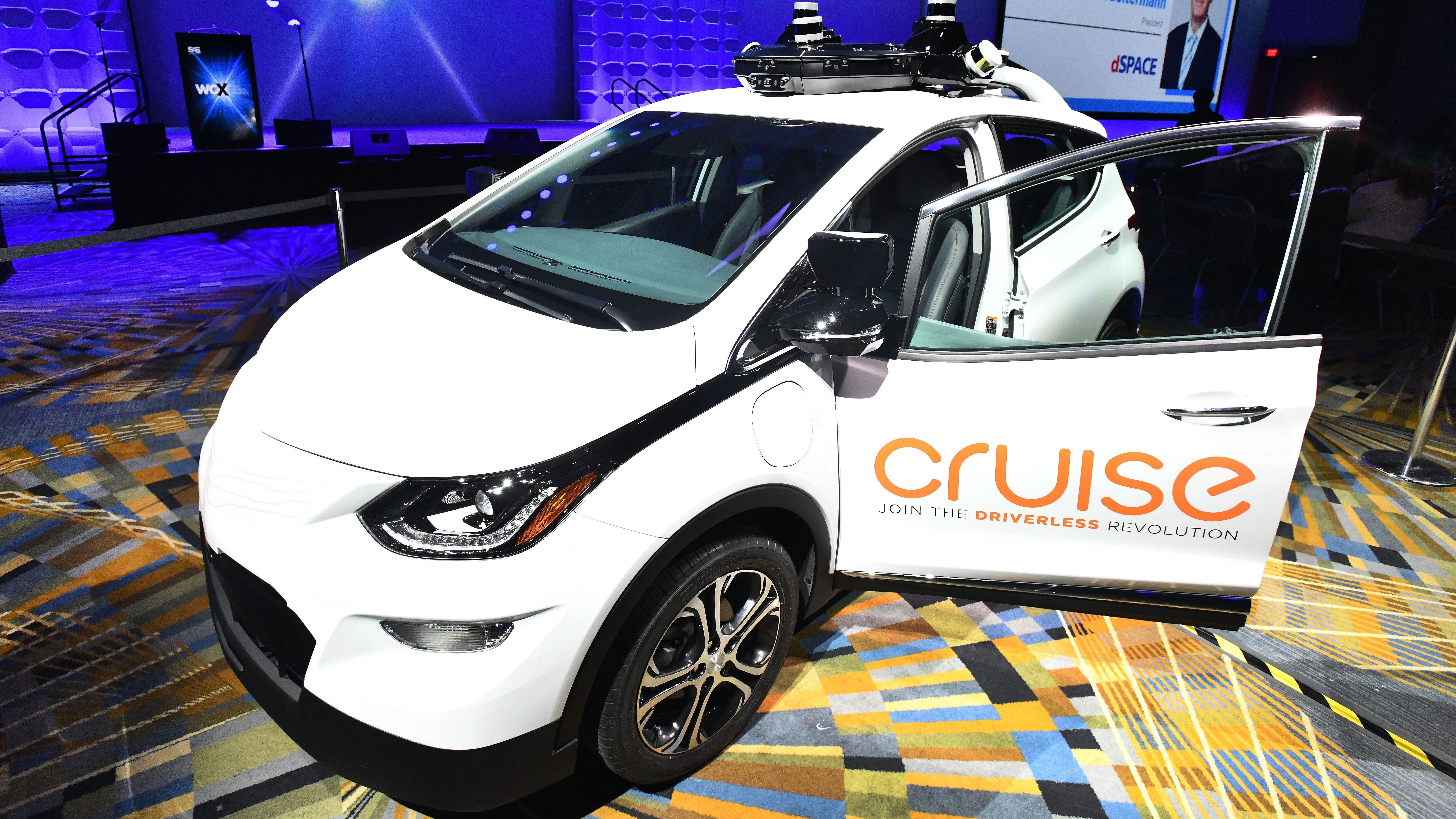 GM's driverless car petition to NHTSA enters public comment phase