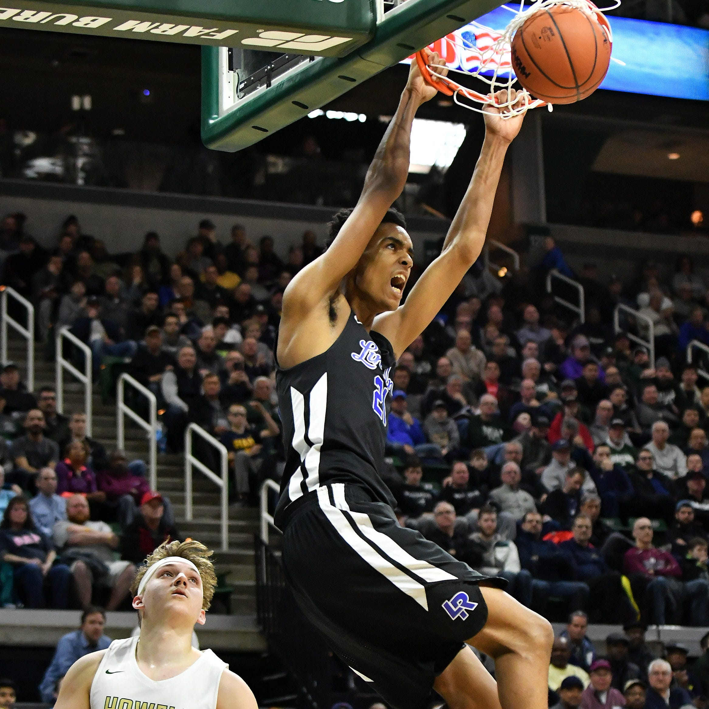 Emoni Bates powers Ypsilanti Lincoln over Howell, into Division 1 title game