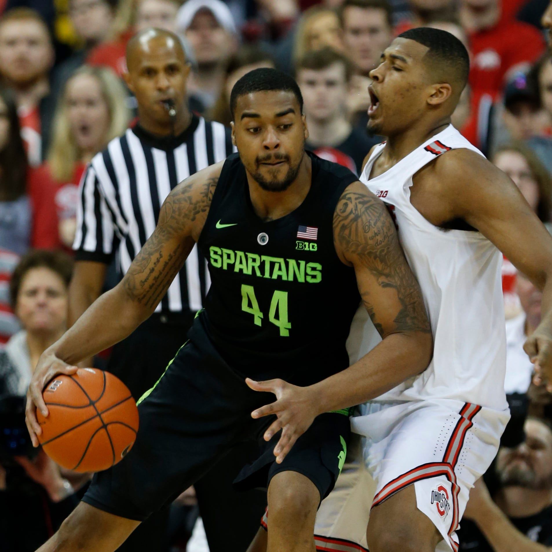 Live updates: Ward returns for MSU in tie game with OSU