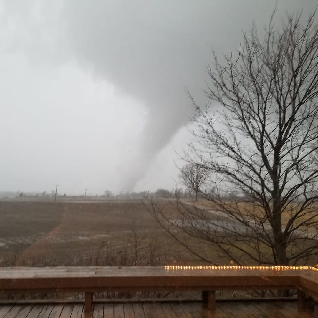 Tornado damages 70 homes in Shiawassee County