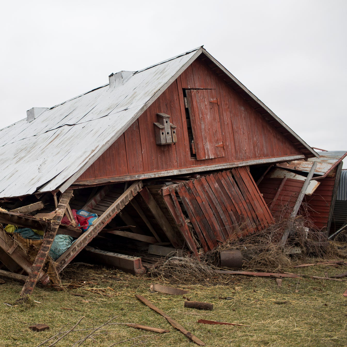 Shiawassee County declares local state of emergency following tornadoes