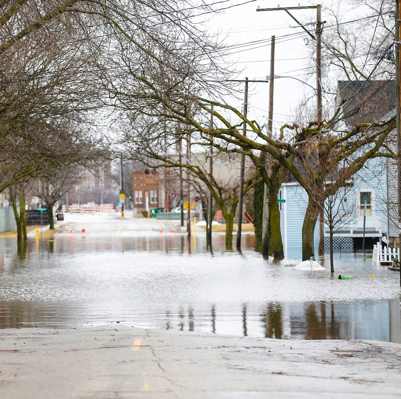 As floodwaters subside in Fond du Lac, efforts shift from response to recovery